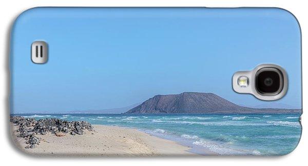 Corralejo - Fuerteventura Galaxy S4 Case
