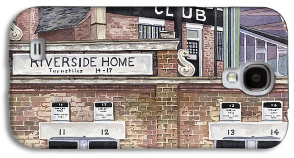 Craven Cottage Galaxy S4 Case by Scott Nelson