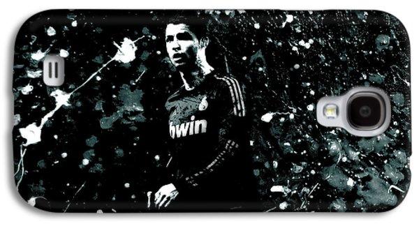 Cristiano Ronaldo 4a Galaxy S4 Case