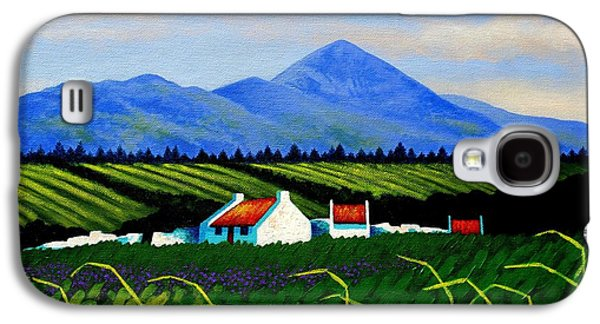 Croagh Patrick County Mayo Galaxy S4 Case by John  Nolan