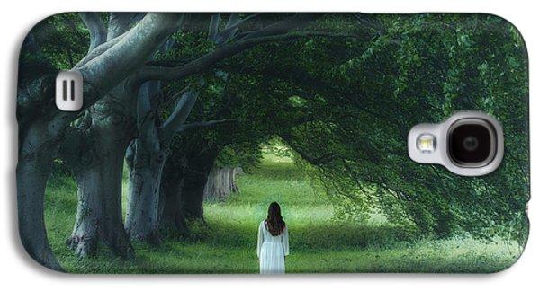 Dark Forest Galaxy S4 Case