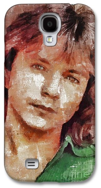 David Cassidy, Singer And Actor Galaxy S4 Case