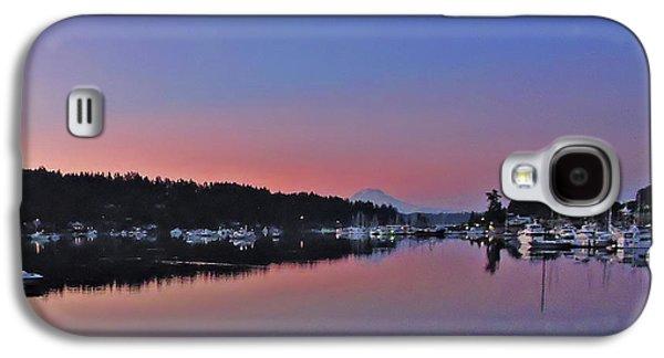 Dawn At Gig Harbor Galaxy S4 Case