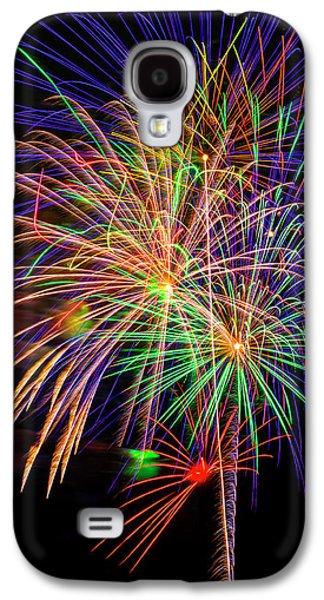 Dazzling Fireworks Galaxy S4 Case
