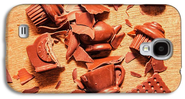 Death By Chocolate Galaxy S4 Case by Jorgo Photography - Wall Art Gallery
