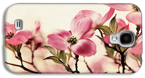 Galaxy S4 Case featuring the photograph Delicate Dogwood by Jessica Jenney