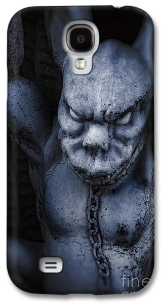 Demon Galaxy S4 Case by HD Connelly