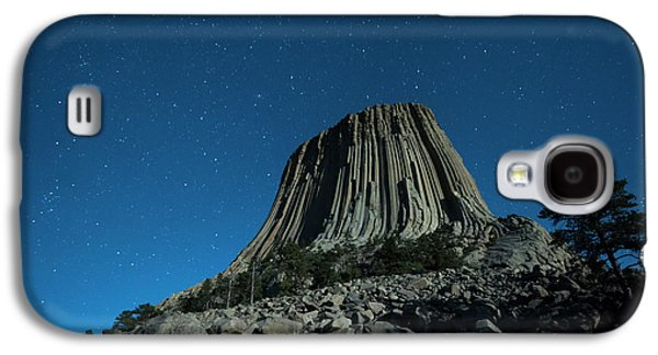Devil's Tower Galaxy S4 Case by Juli Scalzi
