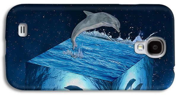 Dolphins Galaxy S4 Case