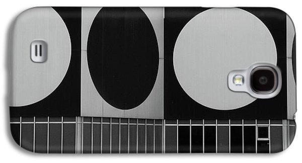 Dot Building Galaxy S4 Case by Matthew Bamberg