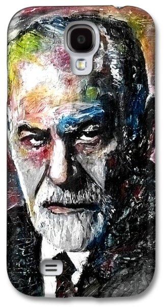 Dr Sigmund Freud Psychoanalist Galaxy S4 Case