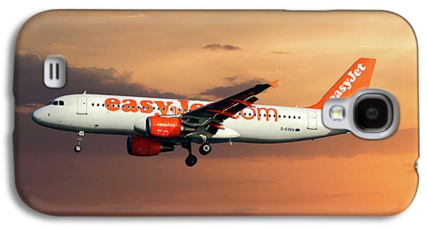 Easyjet Airbus A320-214 Galaxy S4 Case