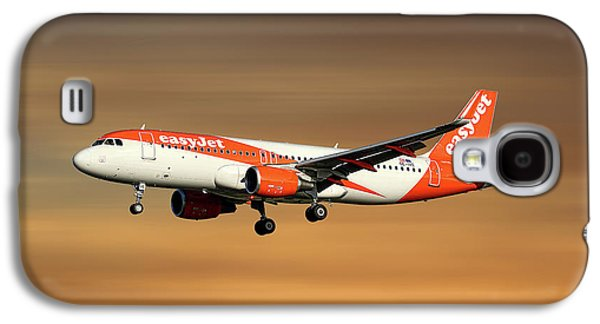 Jet Galaxy S4 Case - Easyjet Airbus A320-214 by Smart Aviation