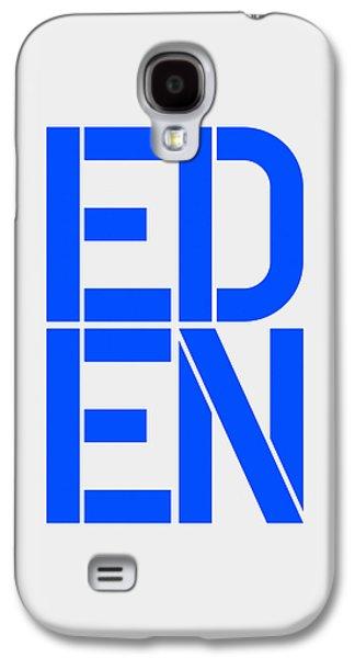 Eden Galaxy S4 Case