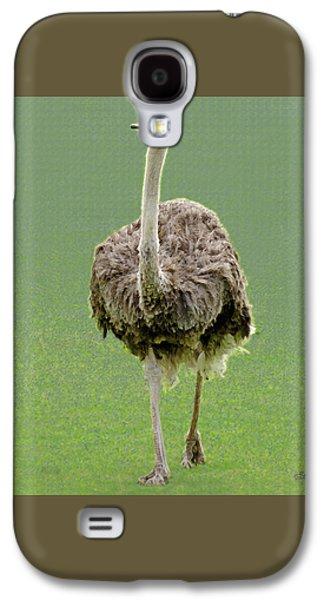 Emu Galaxy S4 Case by Ellen Henneke