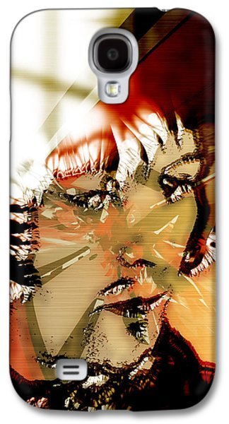 Eric Clapton Art Galaxy S4 Case