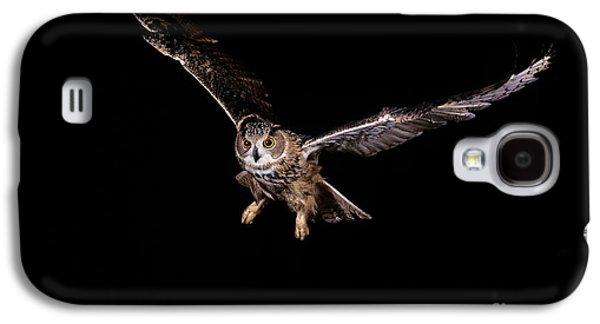 European Eagle Owl Bubo Bubo Galaxy S4 Case