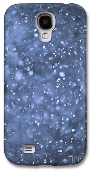 Evening Snow Galaxy S4 Case by Elena Elisseeva