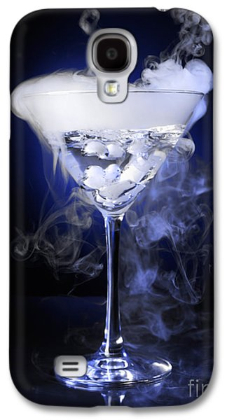 Cutouts Galaxy S4 Cases - Exotic Drink Galaxy S4 Case by Oleksiy Maksymenko