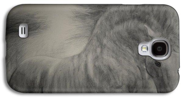 Exuberant Galaxy S4 Case by Adrienne Martino