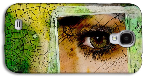 Eye, Me, Mine Galaxy S4 Case