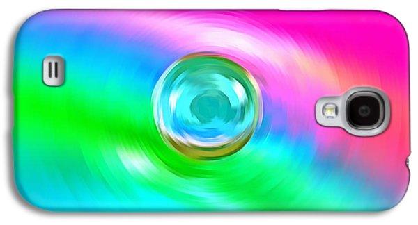 Eye Of The Beholder Galaxy S4 Case by Krissy Katsimbras