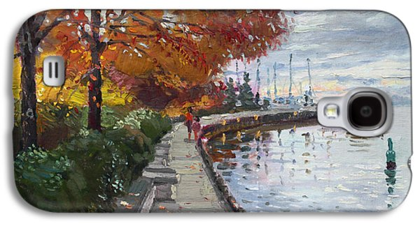 Fall In Port Credit On Galaxy S4 Case