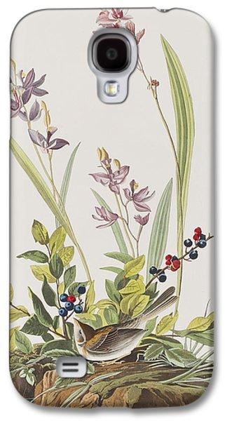 Field Sparrow Galaxy S4 Case