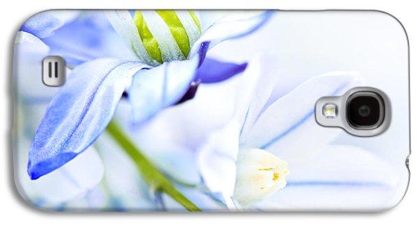 First Spring Flowers Galaxy S4 Case by Elena Elisseeva