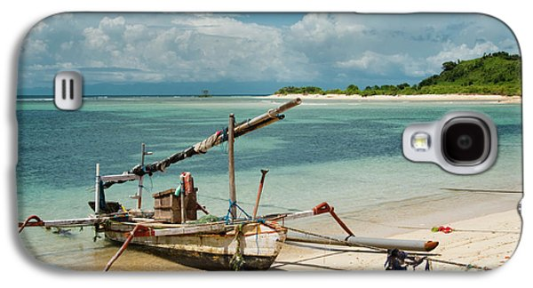 Fishing Boat Galaxy S4 Case