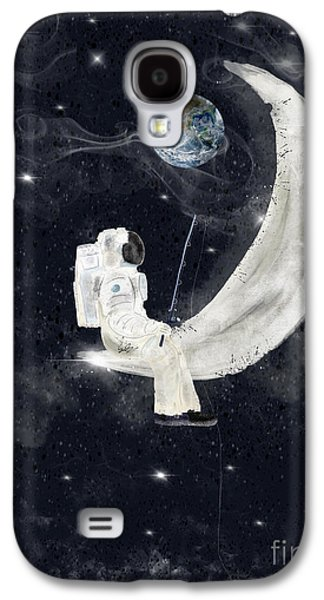 Fishing For Stars Galaxy S4 Case by Bri B