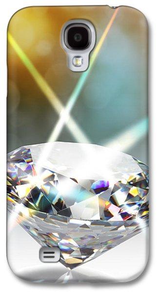 Flashing Diamond Galaxy S4 Case