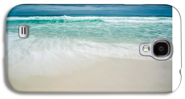 Foaming Waves Galaxy S4 Case by Shelby  Young