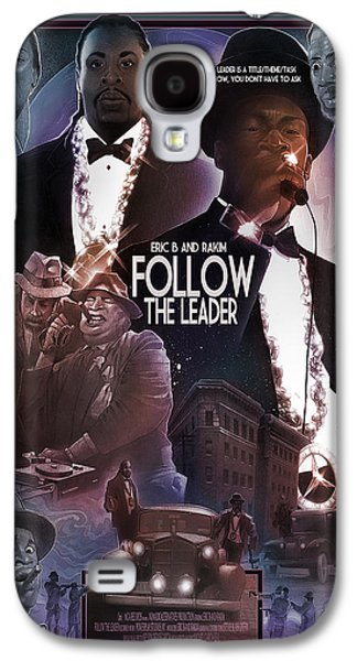 Follow The Leader 2 Galaxy S4 Case by Nelson Dedos Garcia