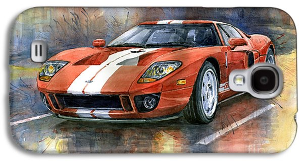 Ford Gt 40 2006  Galaxy S4 Case