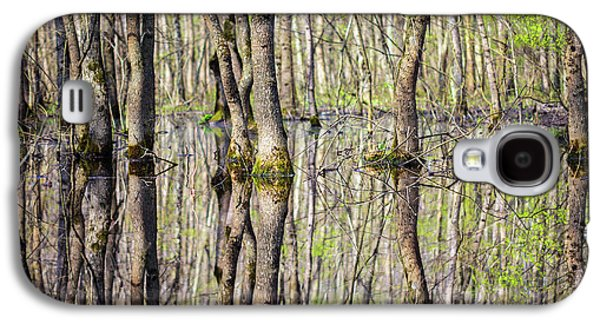 Forest In The Swamp Galaxy S4 Case