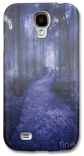Forest Of Darkness Galaxy S4 Case by Jorgo Photography - Wall Art Gallery