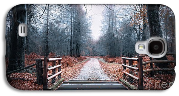 Forest Path Galaxy S4 Case by Svetlana Sewell