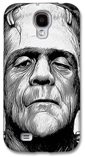Frankenstein Galaxy S4 Case by Greg Joens