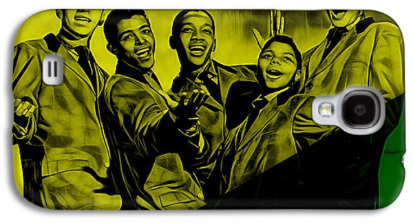 Frankie Lymon Collection Galaxy S4 Case by Marvin Blaine