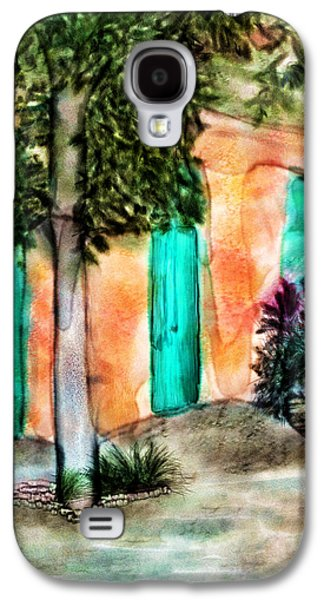 French Quarter Alley Galaxy S4 Case