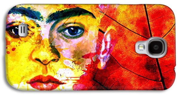Frida Kahlo Galaxy S4 Case