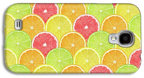 Fresh Fruit  Galaxy S4 Case by Mark Ashkenazi