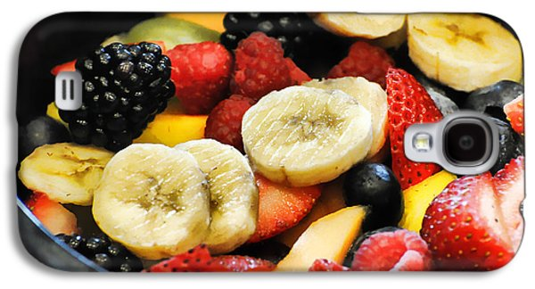 Fruit Salad Galaxy S4 Case by Diana Angstadt