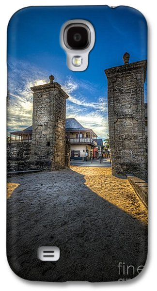 Gate To The City Galaxy S4 Case by Marvin Spates