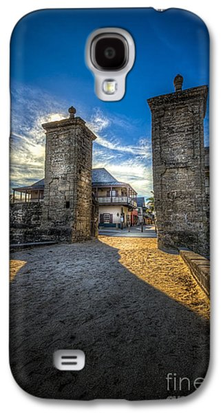 Gate To The City Galaxy S4 Case