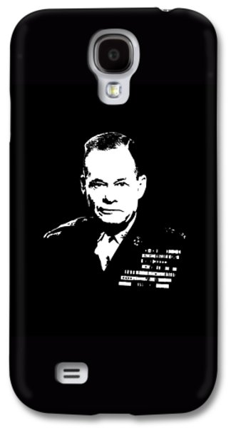 Landmarks Galaxy S4 Case - General Lewis Chesty Puller by War Is Hell Store