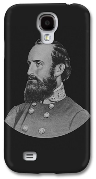 General Stonewall Jackson Galaxy S4 Case by War Is Hell Store