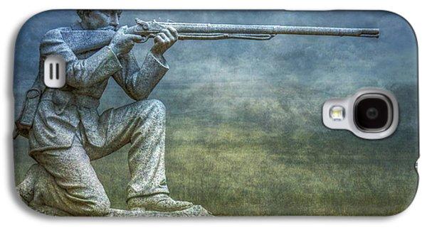 Gettysburg Battlefield Galaxy S4 Case by Randy Steele