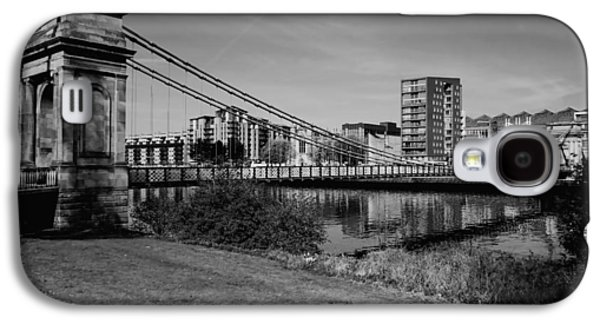 Galaxy S4 Case featuring the photograph Glasgow by Jeremy Lavender Photography